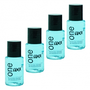 One For You Hotel Shampoo Shower Gel 2in1
